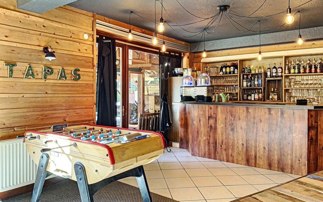 Bar à tapas – Chamonix Les Houches