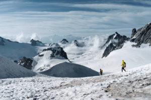 Guide de montagne Chamonix